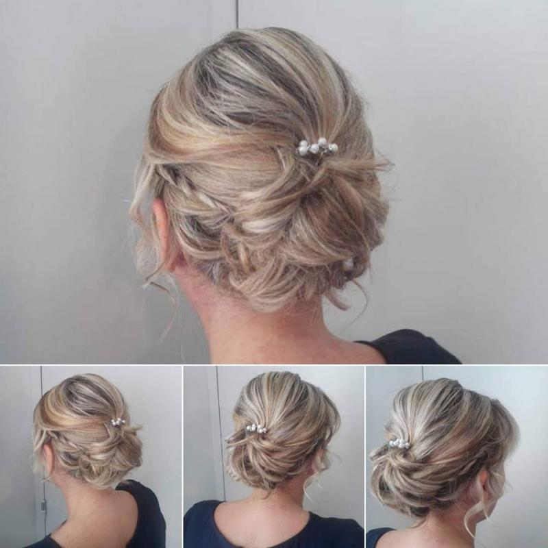 coiffure d'invité pour un mariage - coiffeur visagiste à
